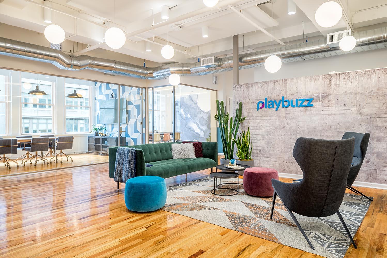 Playbuzz NY