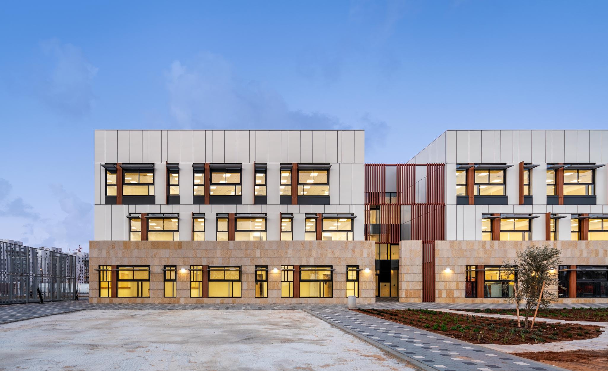 Merhavim School Yavne